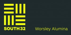 South32_Master_Yellow_CMYK - Worsley - Horizontal